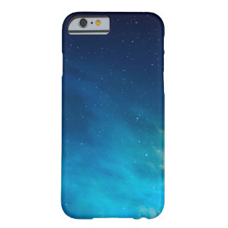 Night Sky With Stars Custom iPhone 6 Case Barely There iPhone 6 Case
