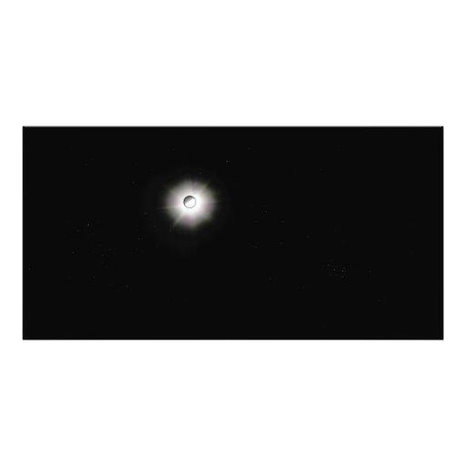 Night Sky with the Moon in Constellation Taurus Art Photo