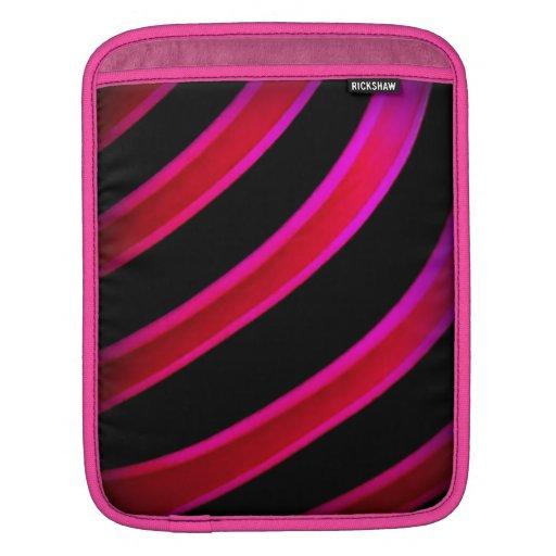 Night Stripes iPad Sleeves