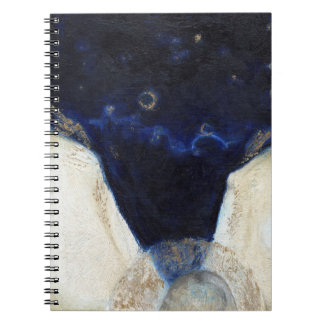 Night the angel got his wings 2 2013 notebooks