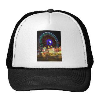 Night time Carnival Fun Trucker Hats