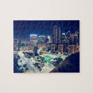 Night Time City Puzzle