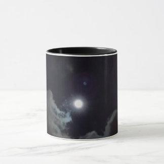 Night time coffee mug. mug