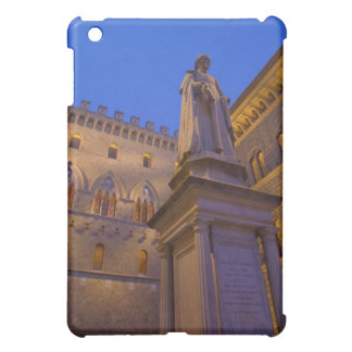 Night time in Piazza Salimbeni, Siena, Italy. 2 iPad Mini Cases