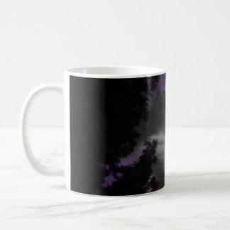 Night time sky mug