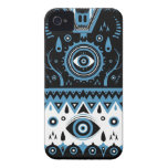 Night Totem iPhone 4 Covers