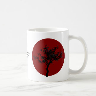 Night Tree Coffee Mug
