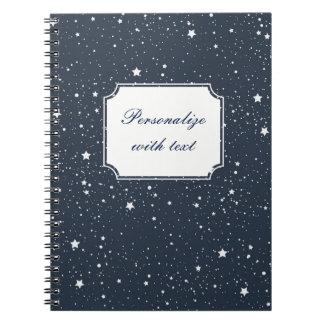 Night Under the Stars Notebook