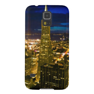 Night view of San Francisco. Galaxy S5 Case