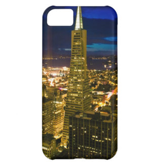 Night view of San Francisco. iPhone 5C Case