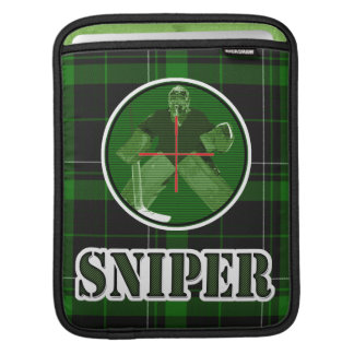 Night Vision Ice Hockey Sniper Sleeves For iPads