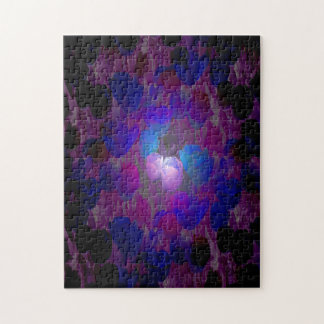 Night vision jigsaw puzzle