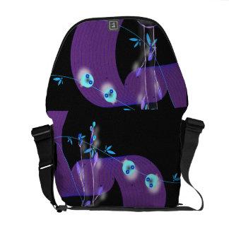 Night Vision Ladbugs Messenger Bag