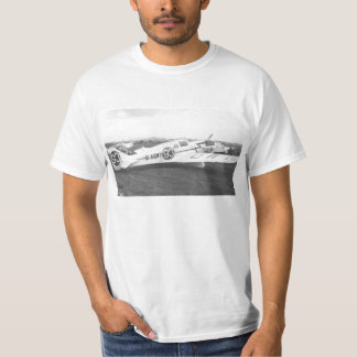 Nighthawk Airplane 1953 T-Shirt