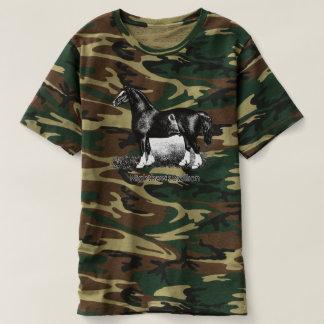 Nighthawk Stallion Camouflage T-shirt