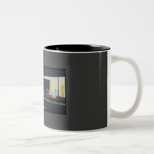 Nighthawks Anteater Coffee Mugs
