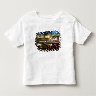 Nightlife on Ocean Drive, South Beach, Miami Toddler T-Shirt