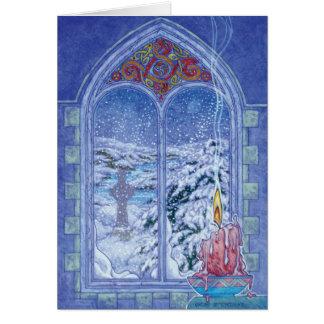 NightLight Christmas Card