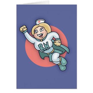 Nightly Nurse! Greeting Card