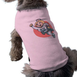 Nightly Nurse! Sleeveless Dog Shirt