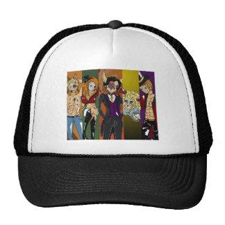 Nightmare Circus Mesh Hat