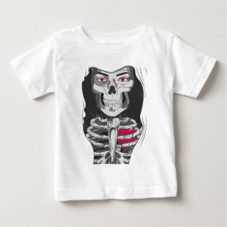 Nightmare Evil Lady Baby T-Shirt