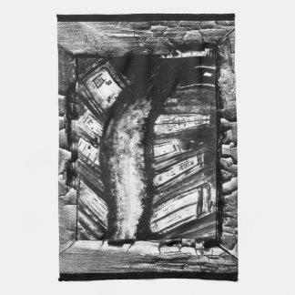 Nightmare Path Kitchen Towels
