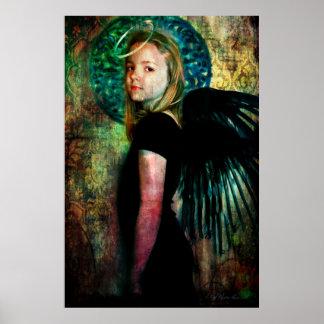 Nights Angel Poster