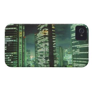 Nightscape, Shinjuku, Tokyo, Japan iPhone 4 Cover