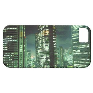 Nightscape, Shinjuku, Tokyo, Japan iPhone 5 Case