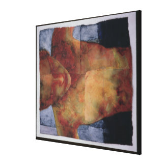 NightSwimming 2000 Stretched Canvas Print