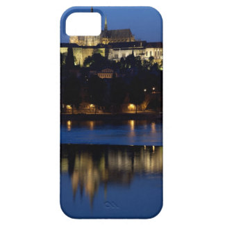 Nighttime in Prague, Czech Republic Case For The iPhone 5