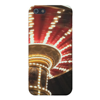 Nighttime Swing iPhone 5/5S Covers