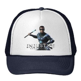 Nightwing Cap