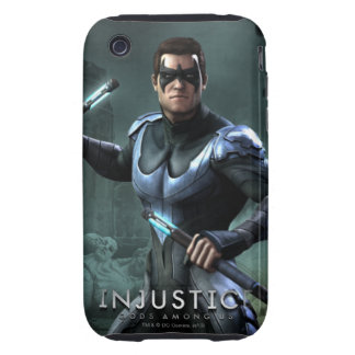 Nightwing iPhone 3 Tough Cover