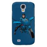 Nightwing on bike samsung galaxy s4 case