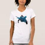 Nightwing on bike t-shirt