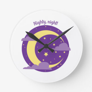 Nighty Night Clocks