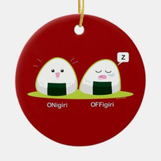 Nigiri Christmas Ornament