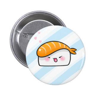 Nigiri Kun Pinback Button
