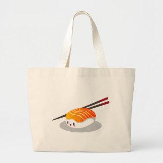 Nigiri Sake Large Tote Bag