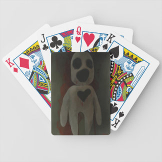 Nihil Voodoo doll Bicycle Playing Cards