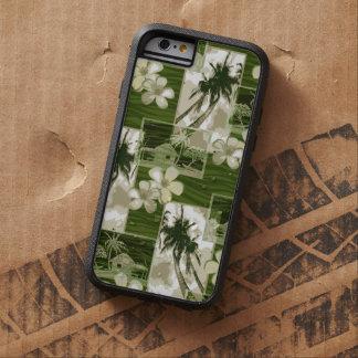 Niihau Island Hawaiian Plumeria and Palm Tree iPhone 6 Case