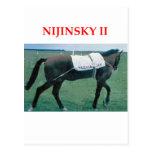 nijimsky II Postcard