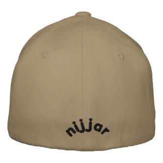 nijjar embroidered cap