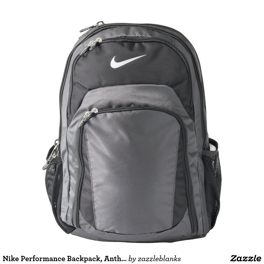 Nike Performance Backpack, Anthracite/Black