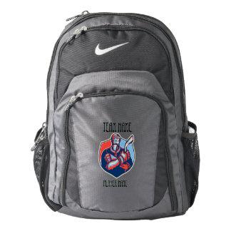 Nike Retro Ice Hockey  Player Backpack