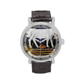 Niko Pirosmani- A paschal lamb Watches