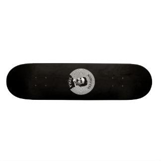Nikola Tesla 20 Cm Skateboard Deck