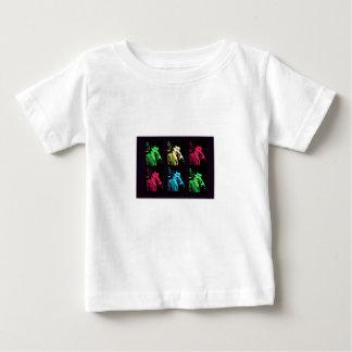 Nikola Tesla Collage Baby T-Shirt